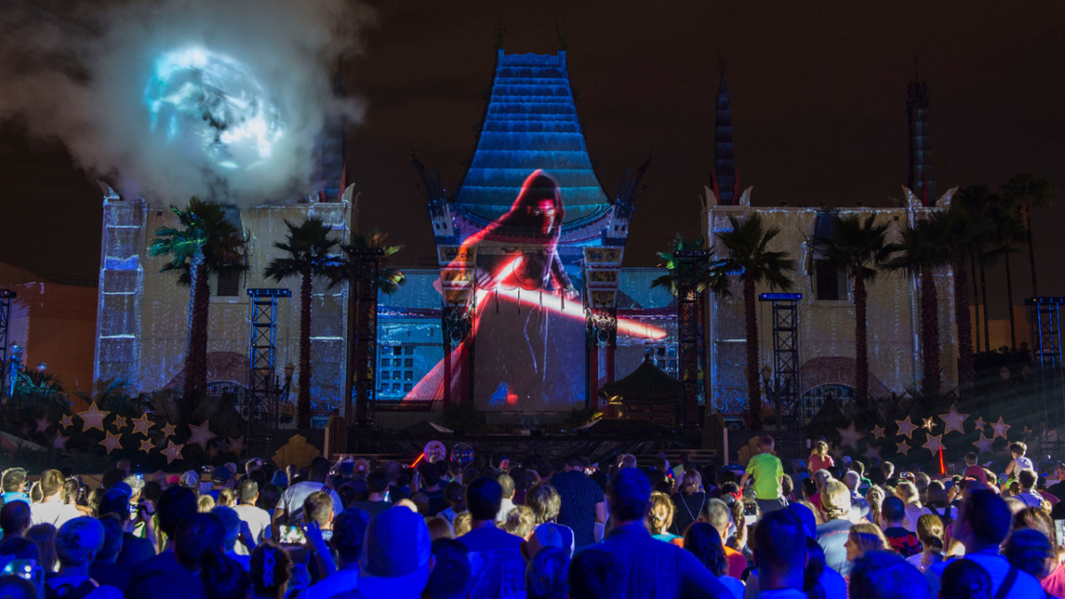 TONIGHT ~Celebrate Star Wars Galactic Nights With New Merchandise & More on December 16 1