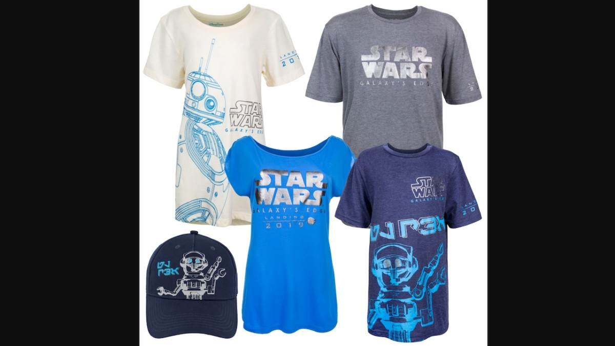 Star Wars: Galaxy's Edge Merchandise Unveiled 1