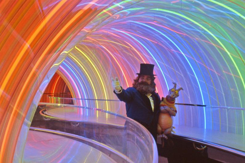 GONE BUT NOT FORGOTTEN: JOURNEY INTO IMAGINATION 2