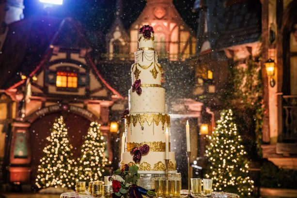 Disney Wedding Cakes for Your Happily Ever After 5