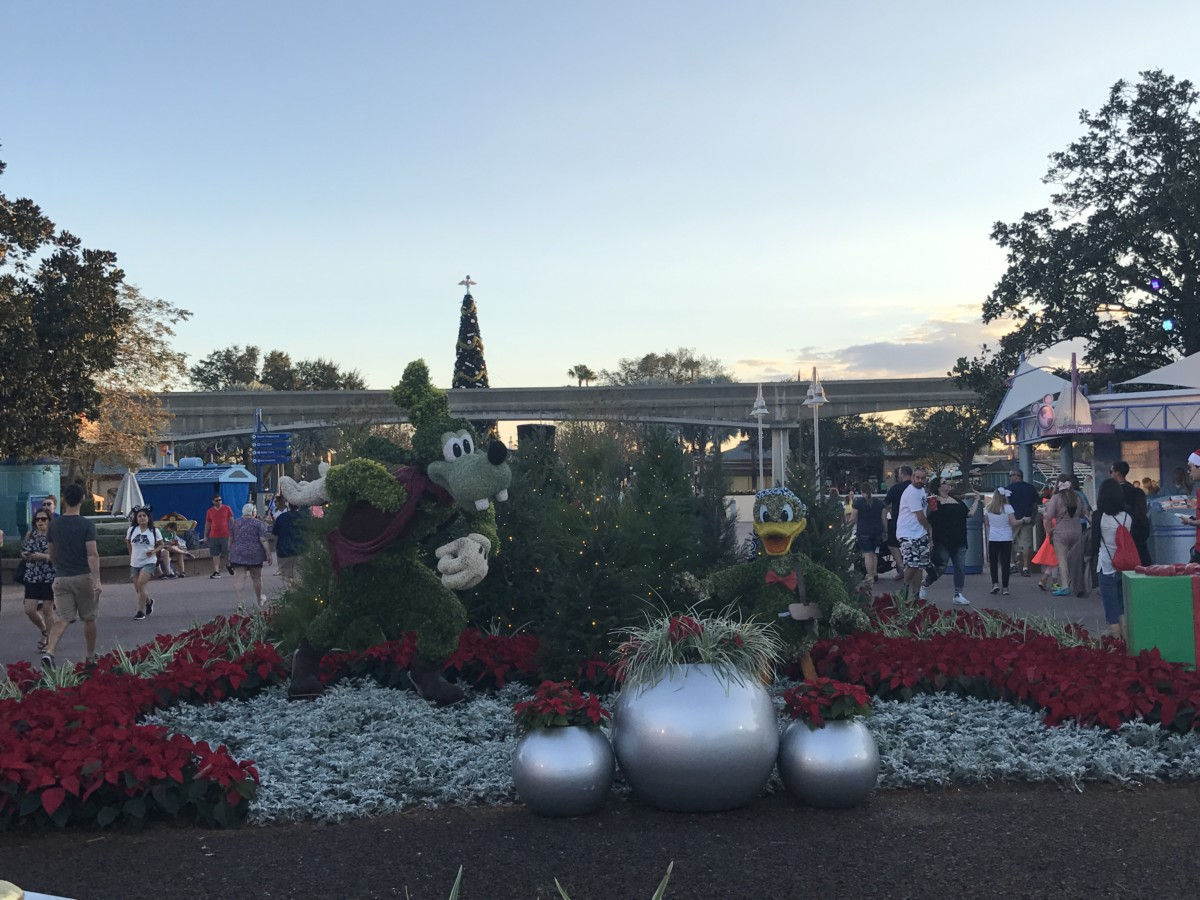 Photos from Epcot's Festival of the Holidays #EpcotHolidays 9