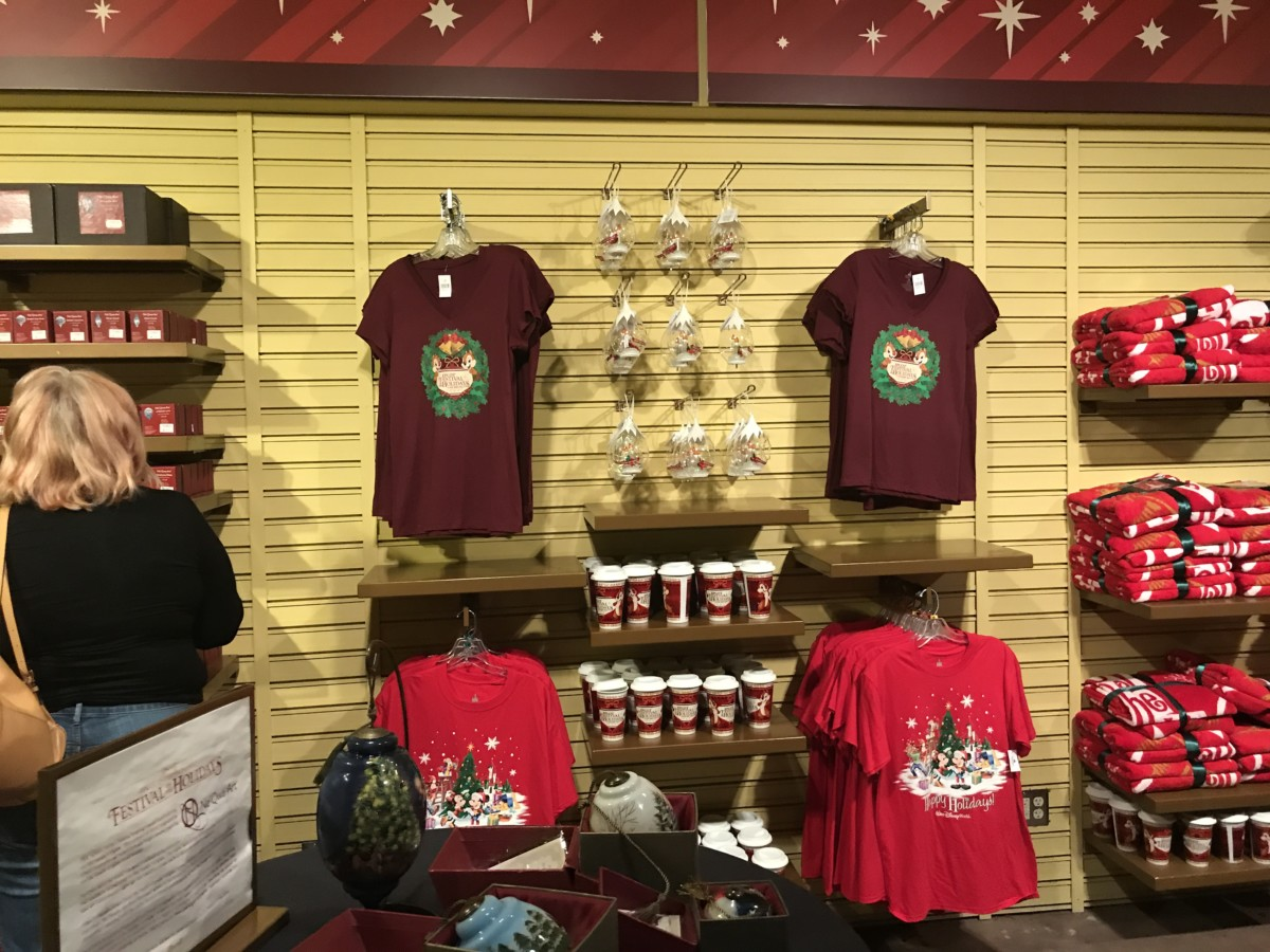 Photos from Epcot's Festival of the Holidays #EpcotHolidays 3