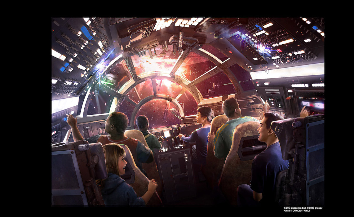 Star Wars: Galaxy's Edge Behind-the-Scenes Update for Disneyland and Walt Disney World Resorts 10