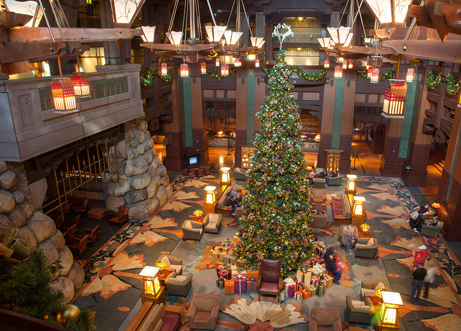New Hotel-Wide Magic Unveiled at Disney's Grand Californian Hotel & Spa at the Disneyland Resort 1