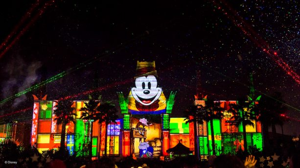 Behind the Scenes At The 'Flurry of Fun' Celebration At Disney's Hollywood Studios 1