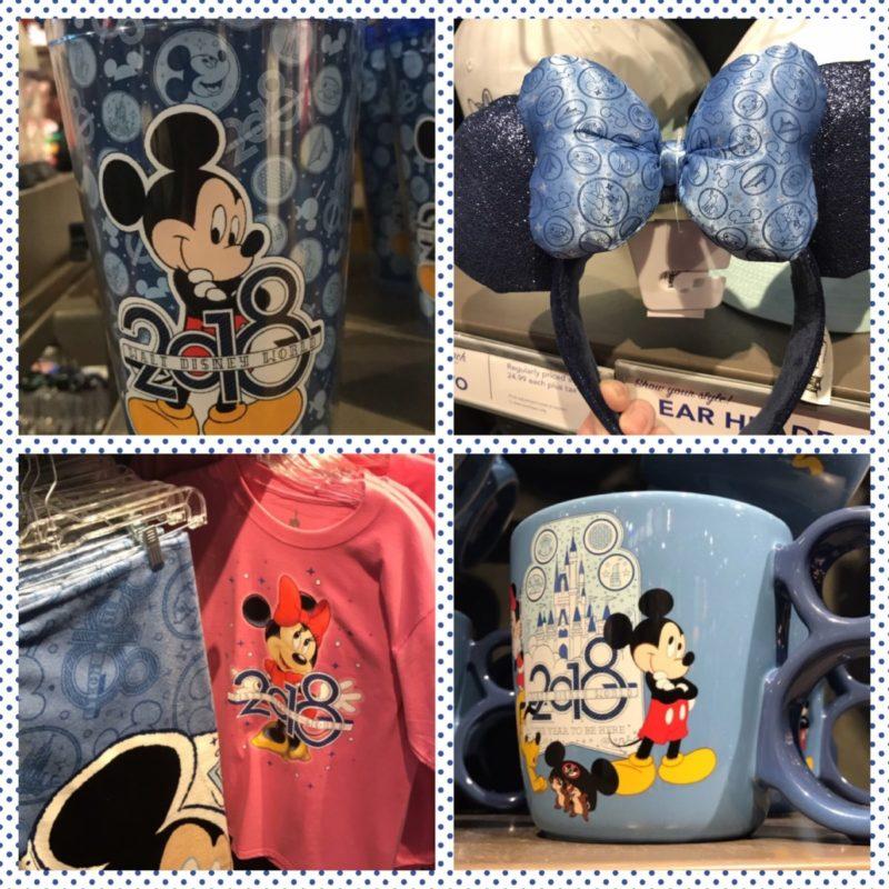 2018 Walt Disney World Merchandise ~ First Look! 1