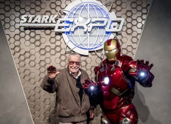 Stan Lee Battles Hydra at Hong Kong Disneyland 2