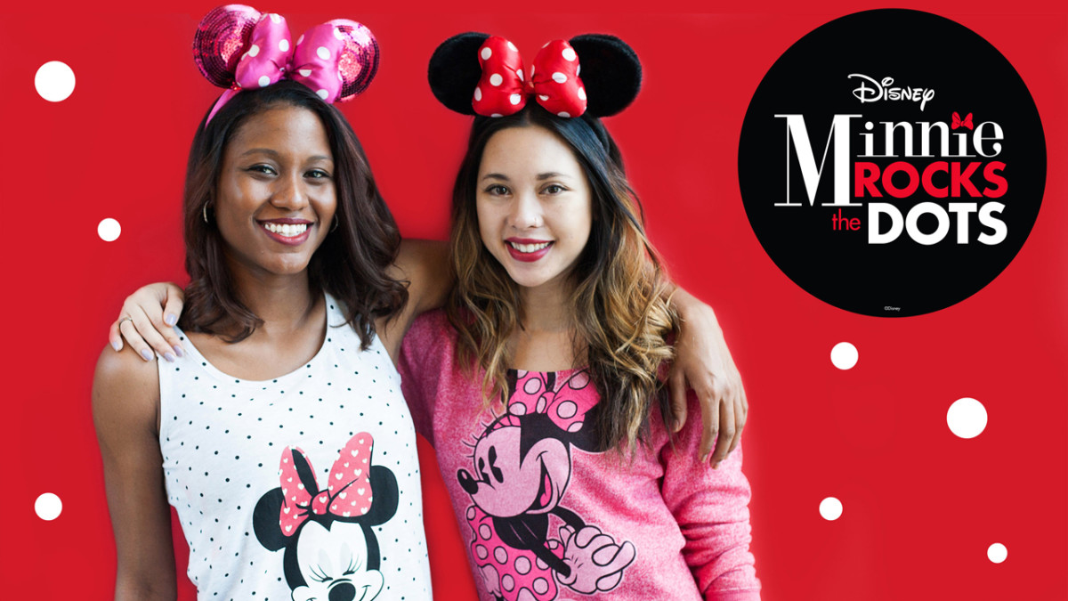 "Minnie is Set to ""Rock the Dots"" at Disney Springs and Downtown Disney on January 21 1"