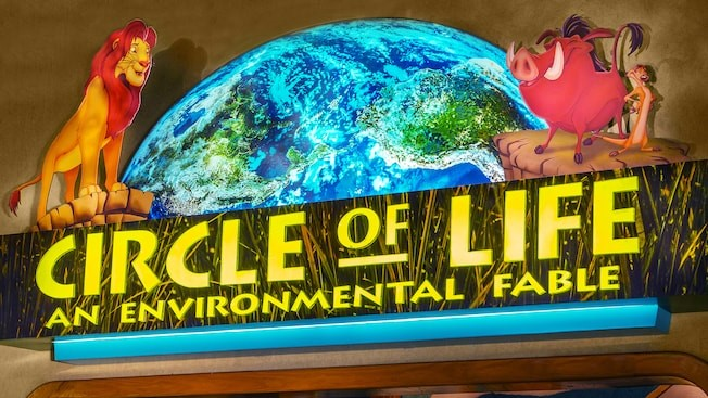 Circle of Life An Environmental Fable Closing 1