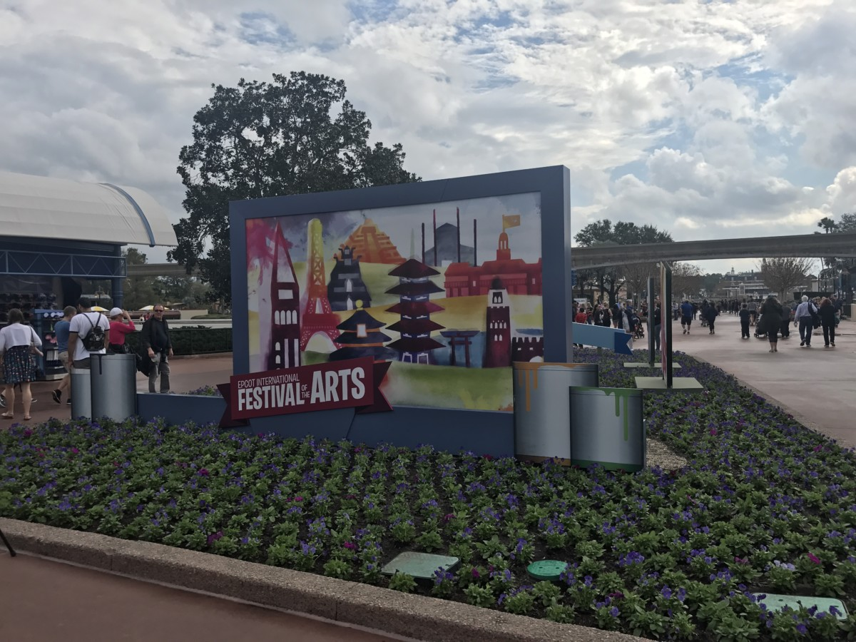 Photos from the Epcot International Festival of the Arts 2018 ~ #artfulepcot 9