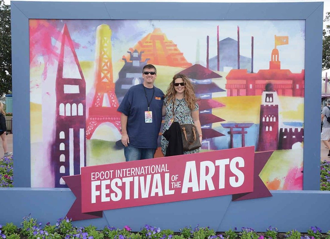 Photos from the Epcot International Festival of the Arts 2018 ~ #artfulepcot 30