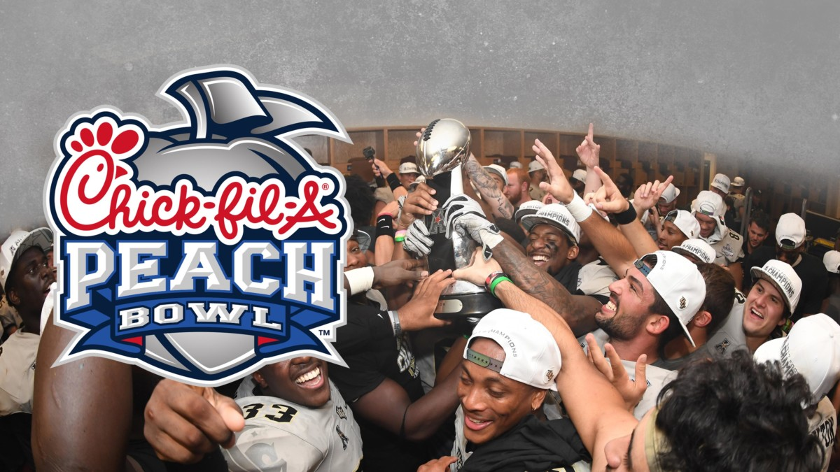 UCF Knights Football Team Celebrated in a Parade at Walt Disney World on Sunday 2