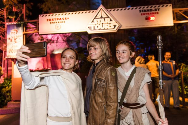 Star Wars: Galactic Nights Returns to Disney's Hollywood Studios May 27 3