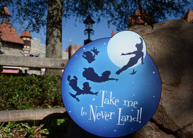 Celebrate the 65th Anniversary of 'Peter Pan' with Disney PhotoPass at Magic Kingdom Park 1