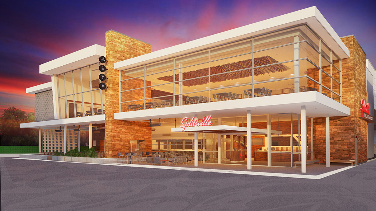 Sneak Peek: Splitsville Luxury Lanes at Downtown Disney District at the Disneyland Resort 1