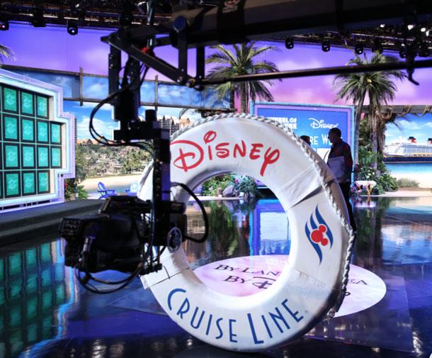 """Wheel of Fortune"" Disney Sea & Shore Week"