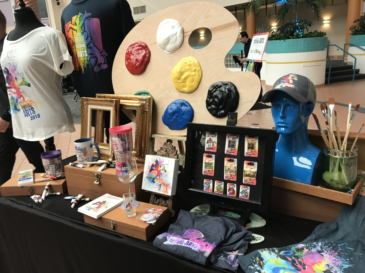 Photos from the Epcot International Festival of the Arts 2018 ~ #artfulepcot 5