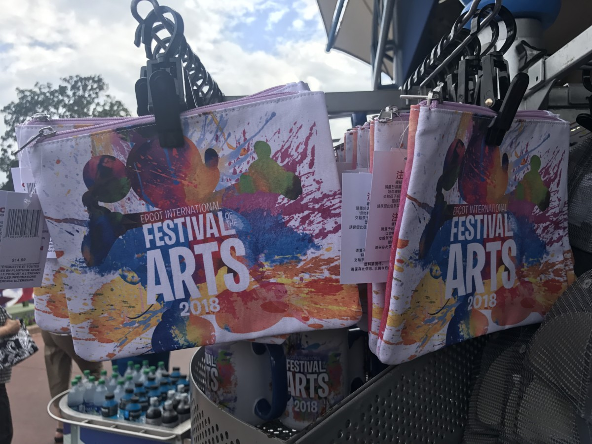 Photos from the Epcot International Festival of the Arts 2018 ~ #artfulepcot 4