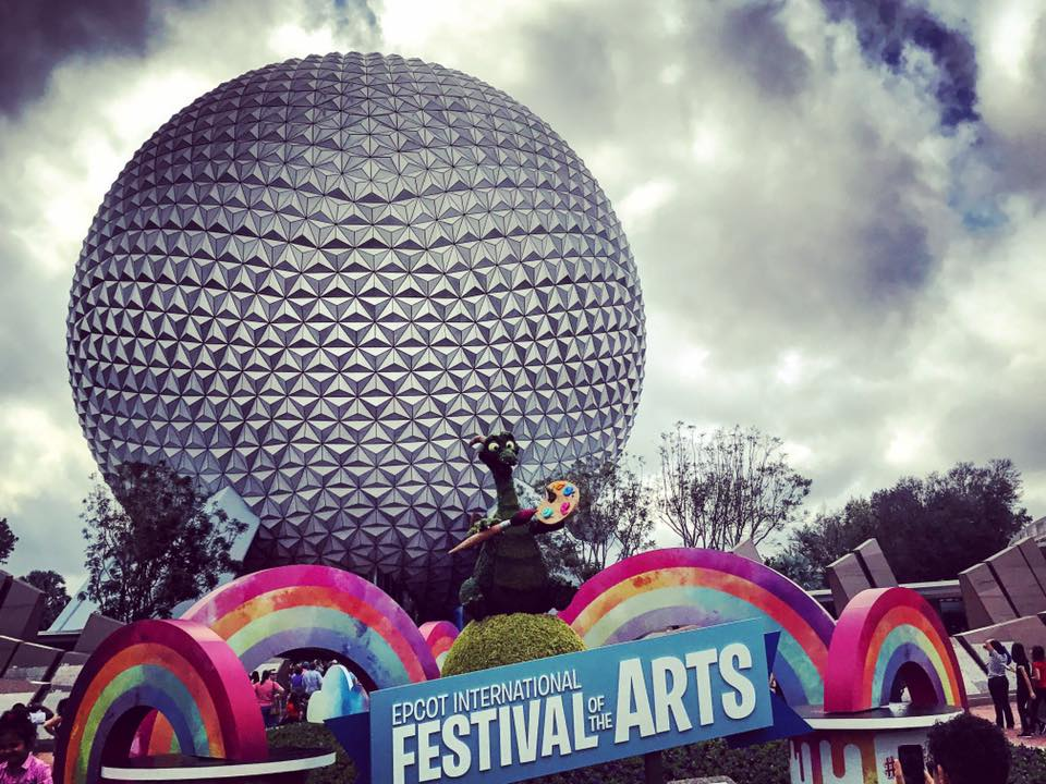 Photos from the Epcot International Festival of the Arts 2018 ~ #artfulepcot 2