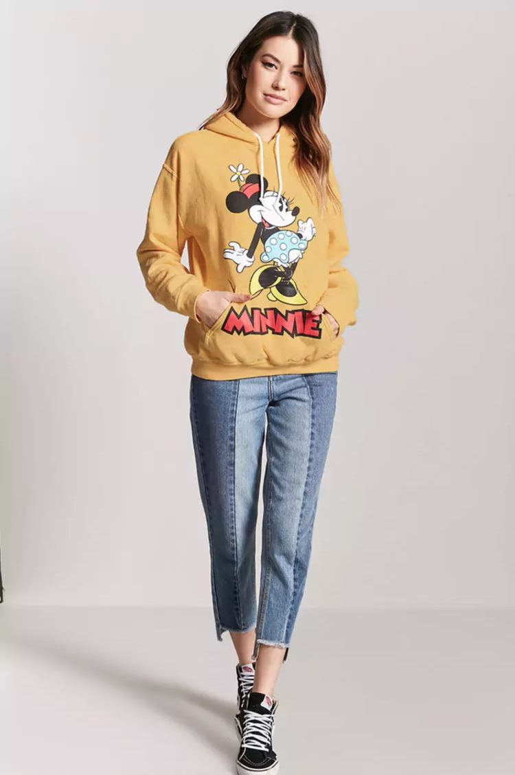 New #MinnieStyle items at Forever 21! 2
