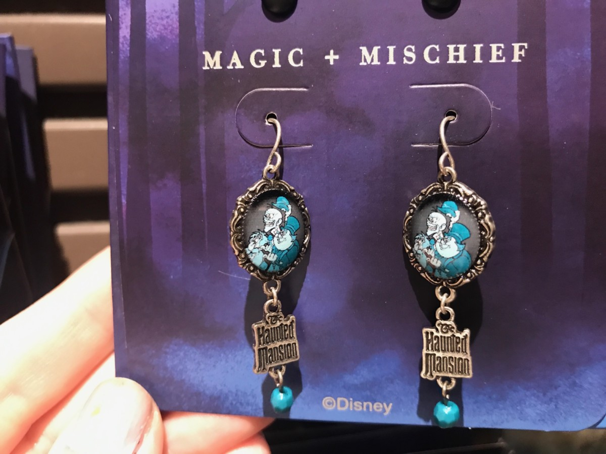 Spook-tacular New Jewelry at Memento Mori, Magic Kingdom! 3