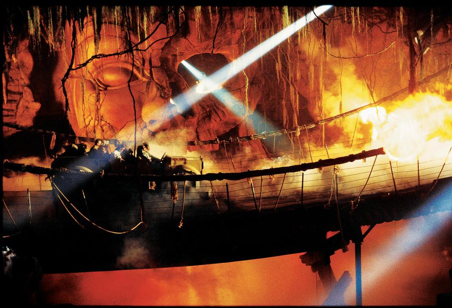 Look Closer: Indiana Jones Adventure at DisneylandPark 1