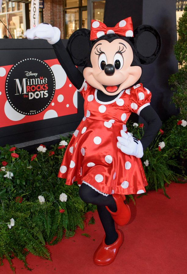 "Minnie is Set to ""Rock the Dots"" at Disney Springs and Downtown Disney on January 21 4"