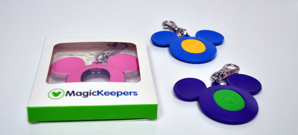 New Retail MagicBands and MagicKeeper Colors Kicking Off 2018 1