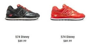 New Balance Debuts Footwear for Disney's Minnie Rocks the Dots! 3