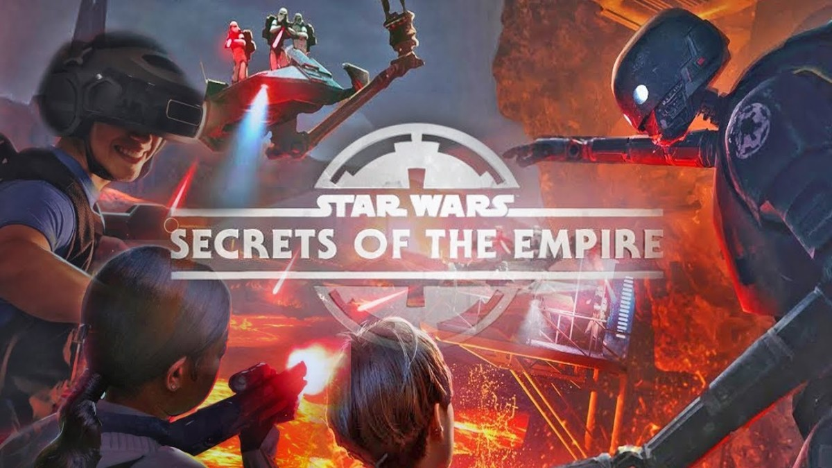 Enjoy Star Wars: Secrets of the Empire Hyper-Reality Experience Now at Disney Springs 12