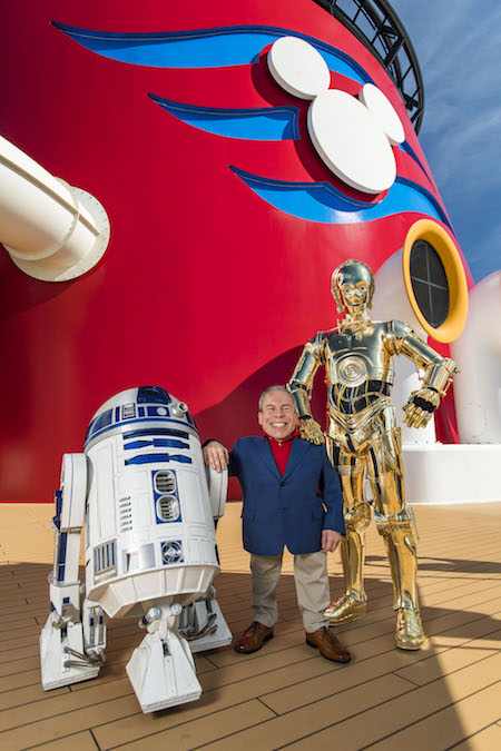 Exclusive Look Inside Star Wars Day at Sea on The Star Wars Show 1