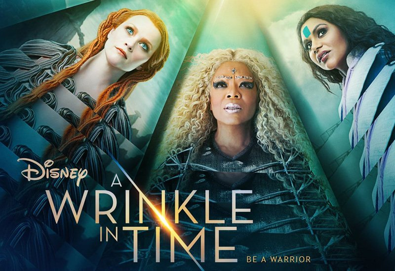 The New Year Brings a Special Sneak Peek of 'A Wrinkle in Time' to Disney Parks 1