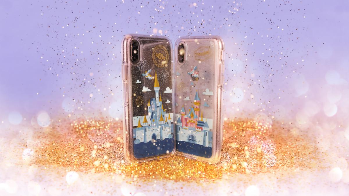 New Parks-Exclusive Disney Castle OtterBox Cases Available at Walt Disney World Resort, DisneylandResort 1