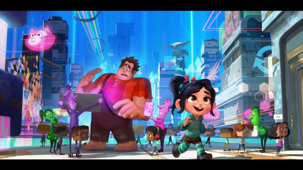 Check Out the Sweet New Trailer for 'Ralph Breaks the Internet: Wreck-It Ralph 2' 4