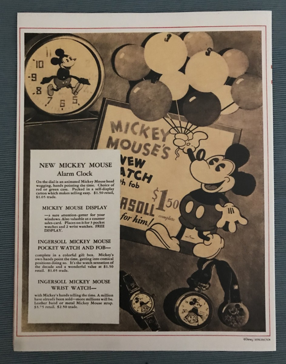 In Celebration Of Mickey's 90th Birthday, The D23 Gold Member Gift 7