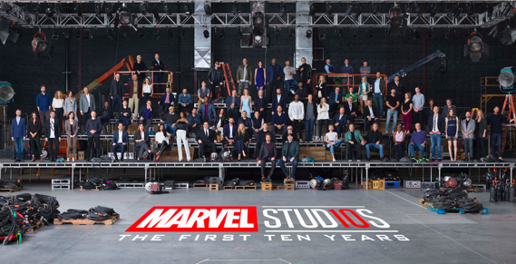 MARVEL Studios Kicks Off The Marvel Cinematic Universe 10-Year Anniversary  Celebration 1