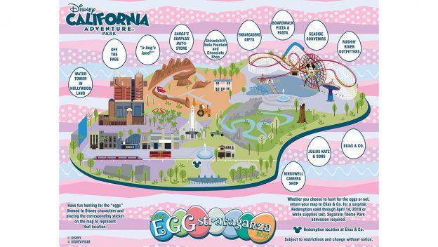 Egg-stravaganza Returns to Disneyland Resort March 16 1