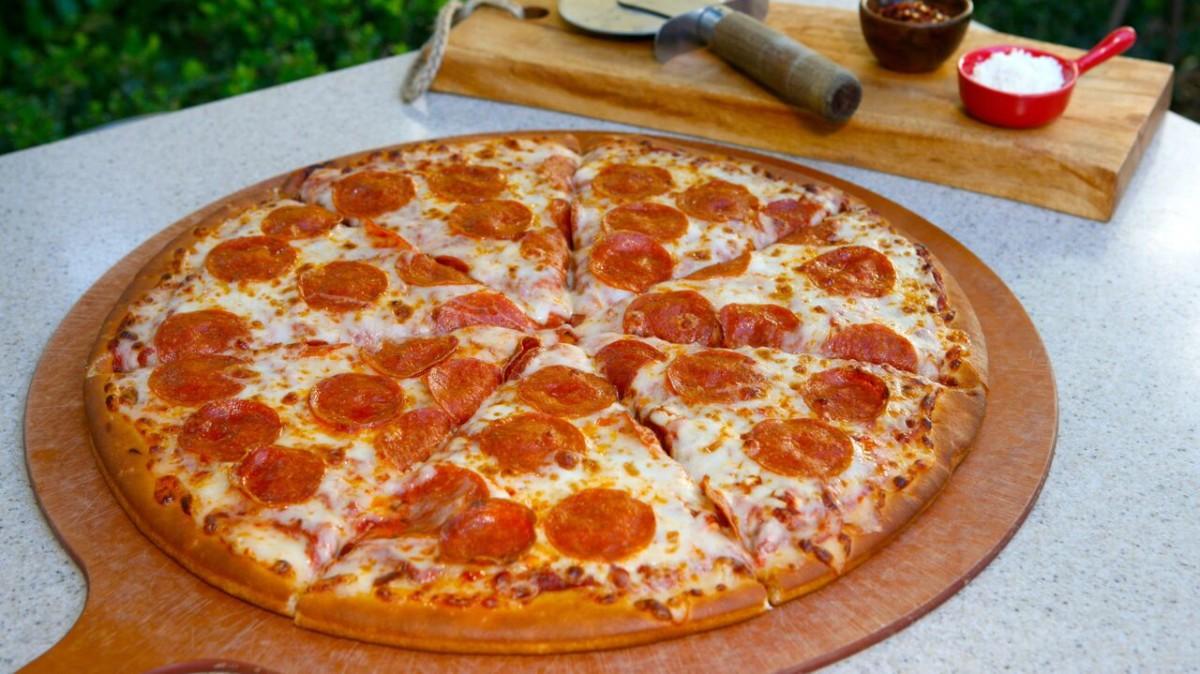 Celebrate National Pizza Day at Disney Parks 2