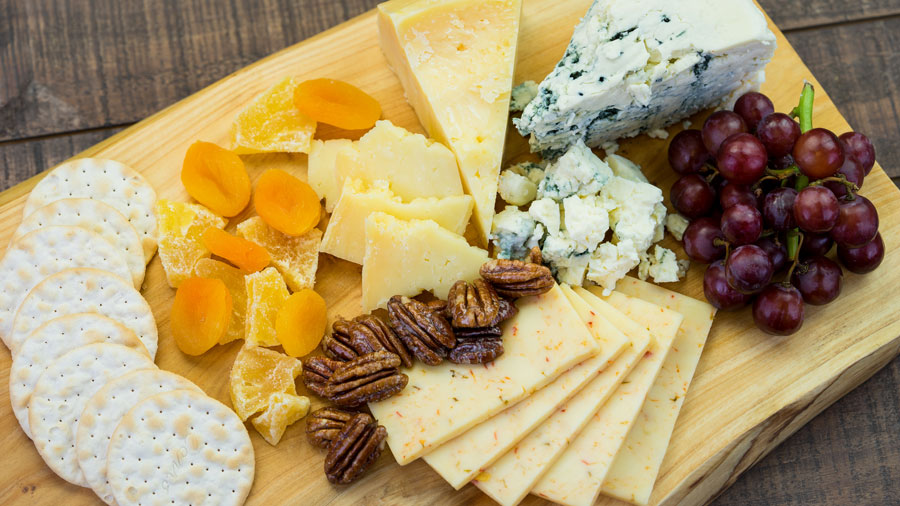 California Cheeses at Disney California Adventure Food & Wine Festival