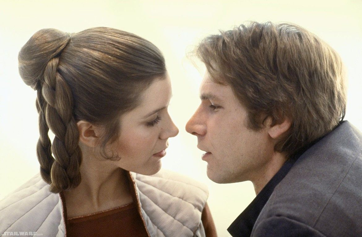 Top 5 Star Wars Couples Ranked 5