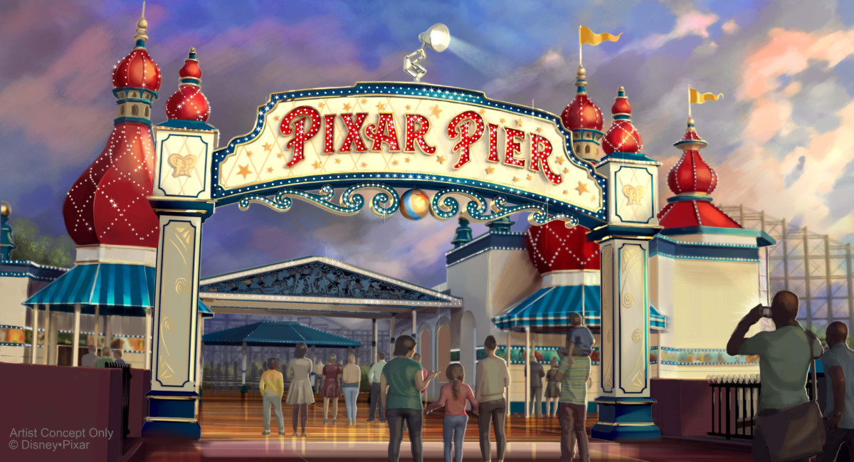 Pixar Pier Opens June 23, 2018, and New Incredibles-Themed Float Adds Super Fun to 'Paint the Night' Parade at Disney California Adventure Park 139