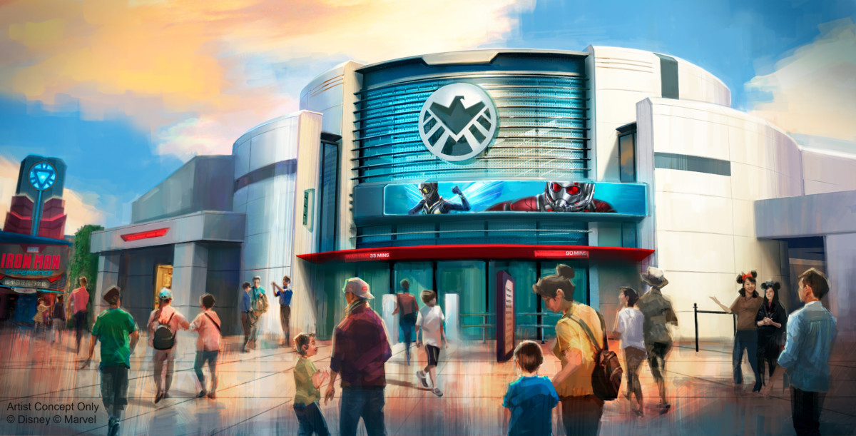 Walt Disney Parks and Resorts Chairman Bob Chapek Unveils Details on Spectacular Disney Parks Experiences 3