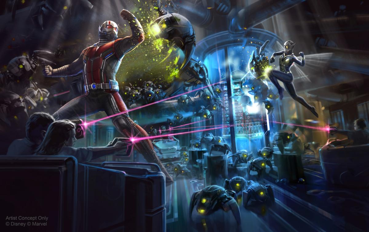 Walt Disney Parks and Resorts Chairman Bob Chapek Unveils Details on Spectacular Disney Parks Experiences 4