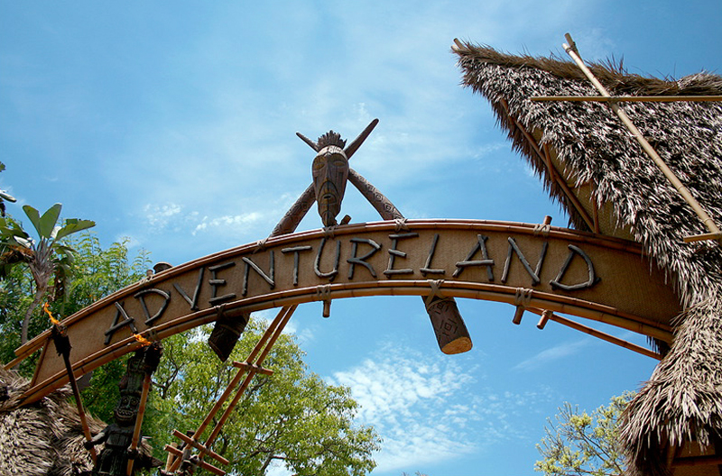 The Tropical Hideaway Discovered in Adventureland at Disneyland Park 1