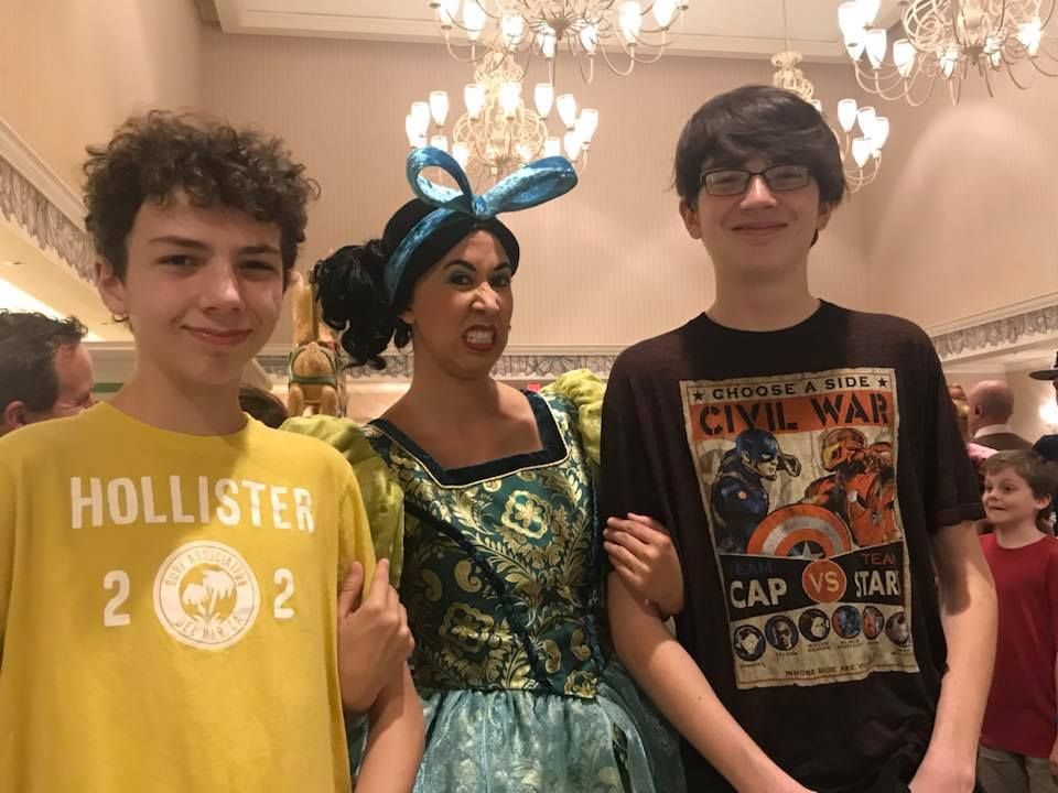 TMSM's Adventures in Florida Living ~ Birthday Magic & Reflection 4