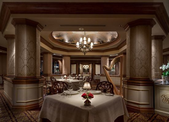 Victoria & Albert's Receives Prestigious Forbes Travel Guide Five-Star and AAA Five Diamond Awards 1