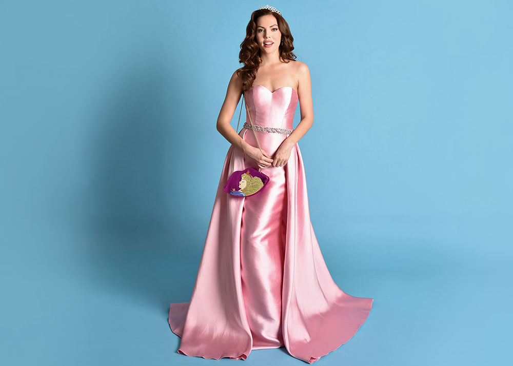Disney Princess Themed Gowns from Unique Vintage! #DisneyStyle 5