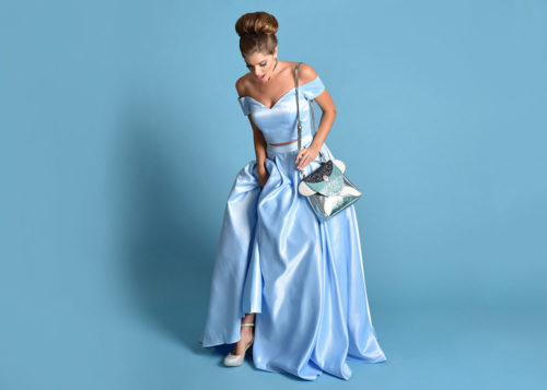 Disney Princess Themed Gowns from Unique Vintage! #DisneyStyle 1