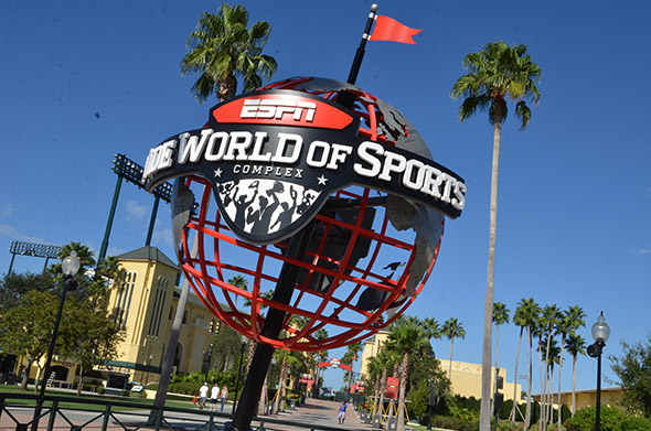 2018 Atlanta Braves Spring Training Comes to ESPN Wide World of Sports Complex 1