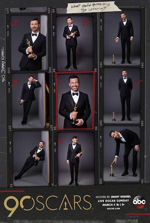Oscars® host, Jimmy Kimmel